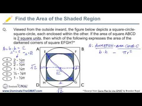 Area Of Shaded Region With Videos Worksheets Games Activities