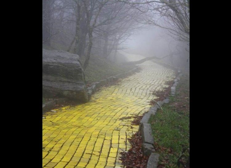 """Abandoned """"Wizard of Oz"""" theme park in North Carolina"""