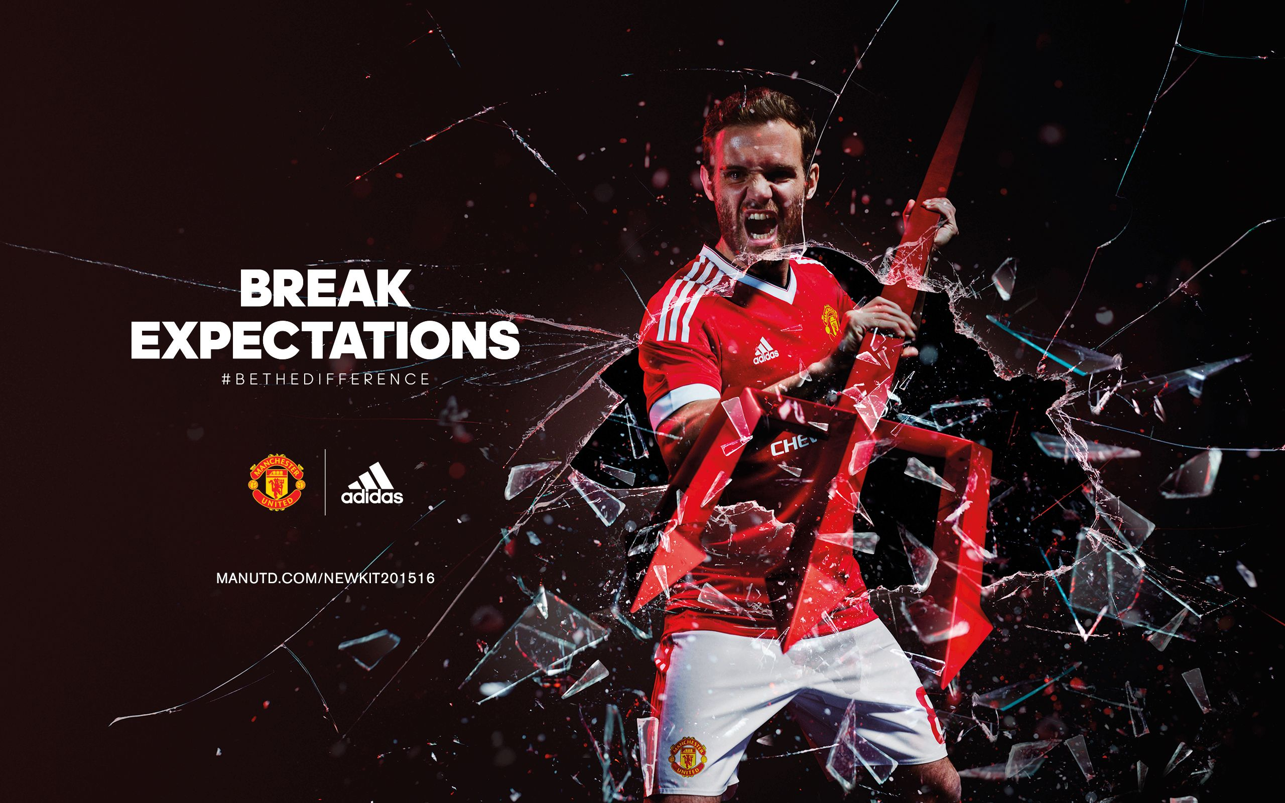manchester united new kit wallpapers juan mata