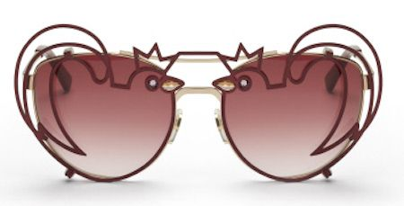 76af3dc4718 MCM Rooster Year of The Rooster special edition sunglass Rooster Year