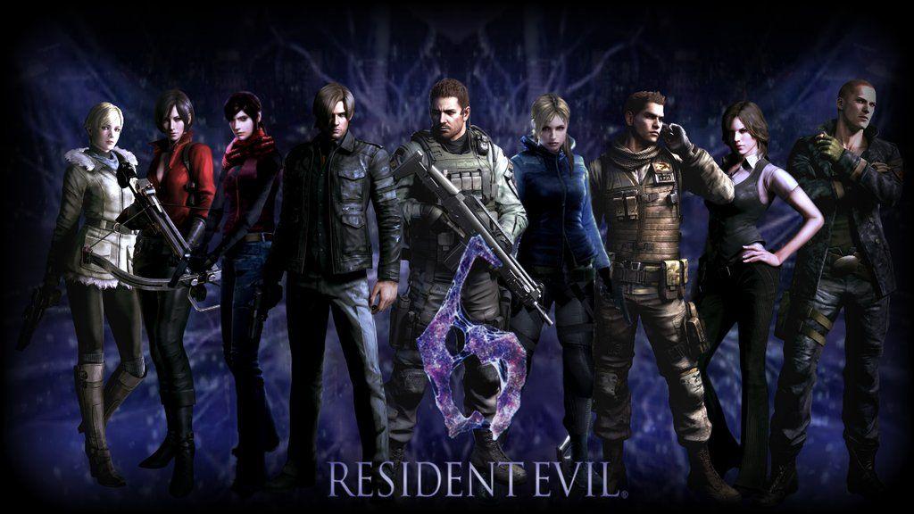 Resident Evil 6 Review Gameplay Trailer Resident Evil Evil