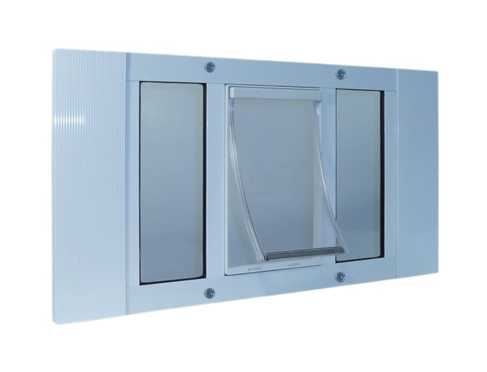 Ideal Pet Products - Aluminum Sash Window Pet Door - Inches - u003eu003eu003e Remarkable product available now.  Furnitures that cats love  sc 1 st  Pinterest : door inches - pezcame.com