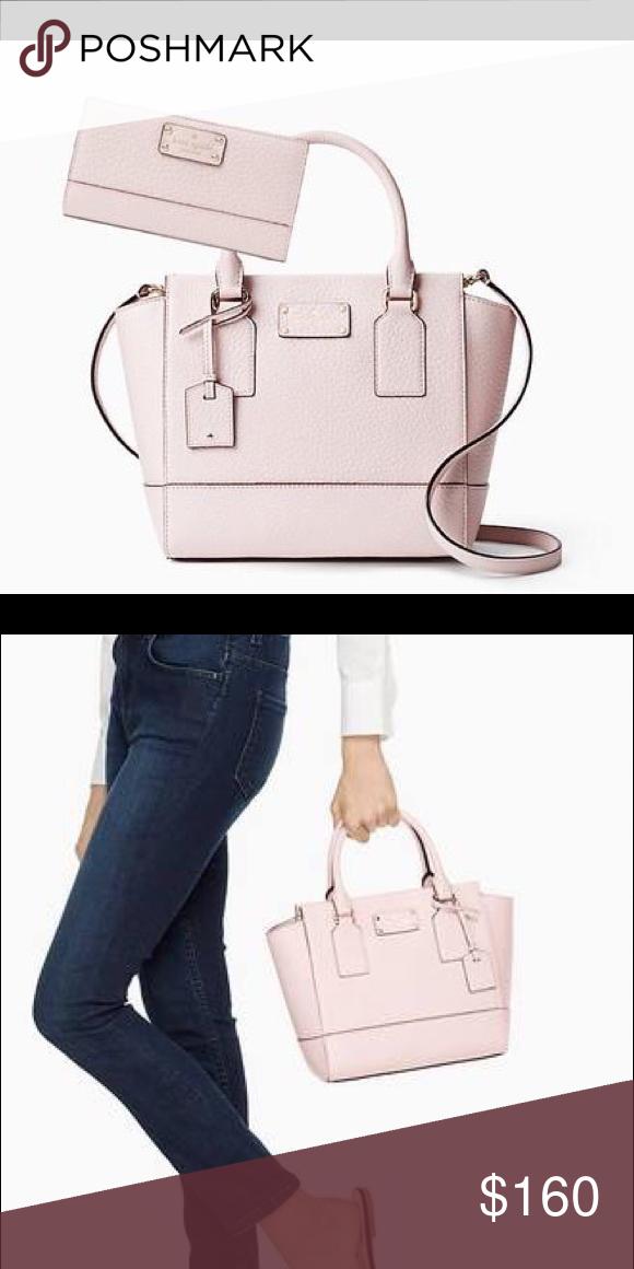 f5b3b5963eae4 Kate Spade Blush Pink Satchel Brand new Kate Spade Bay Street Small Camryn  Pink Blush bag still in packaging. kate spade Bags Satchels