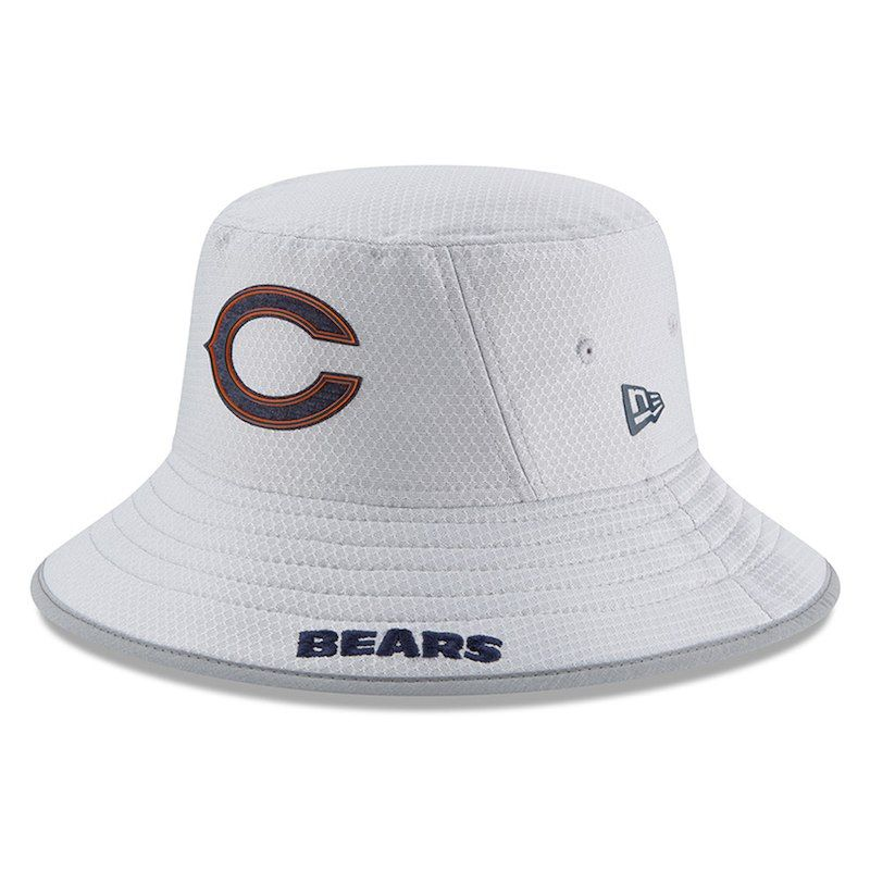 Chicago Bears New Era Youth 2018 Training Camp Official Bucket Hat
