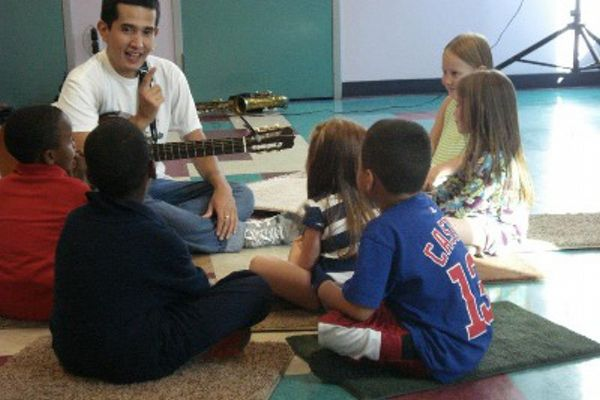The Que Pastas Kendall-Whittier Library Tulsa, OK #Kids #Events