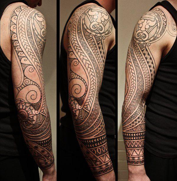 Cool Tattoo Sleeve Designs: 60 Cool Sleeve Tattoo Designs