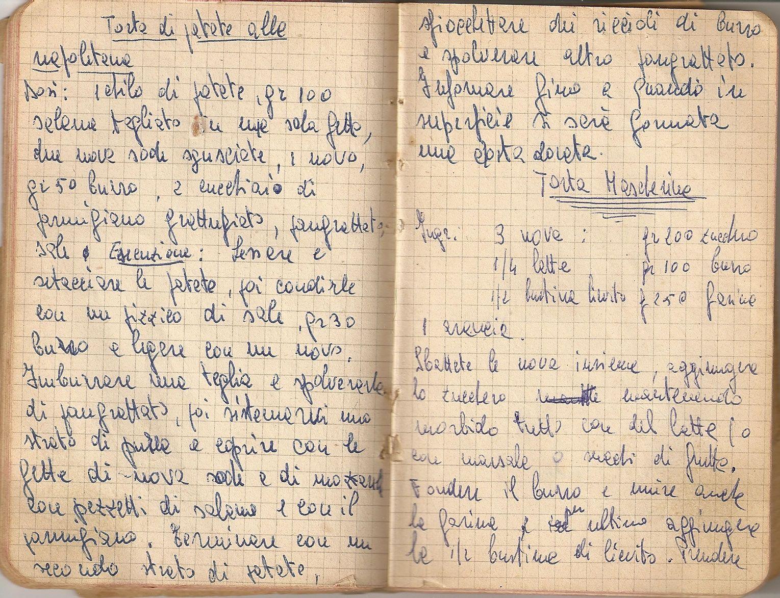 Photo of Torta di patate – Le ricette di Nonna Maria – Antiche ricette sic