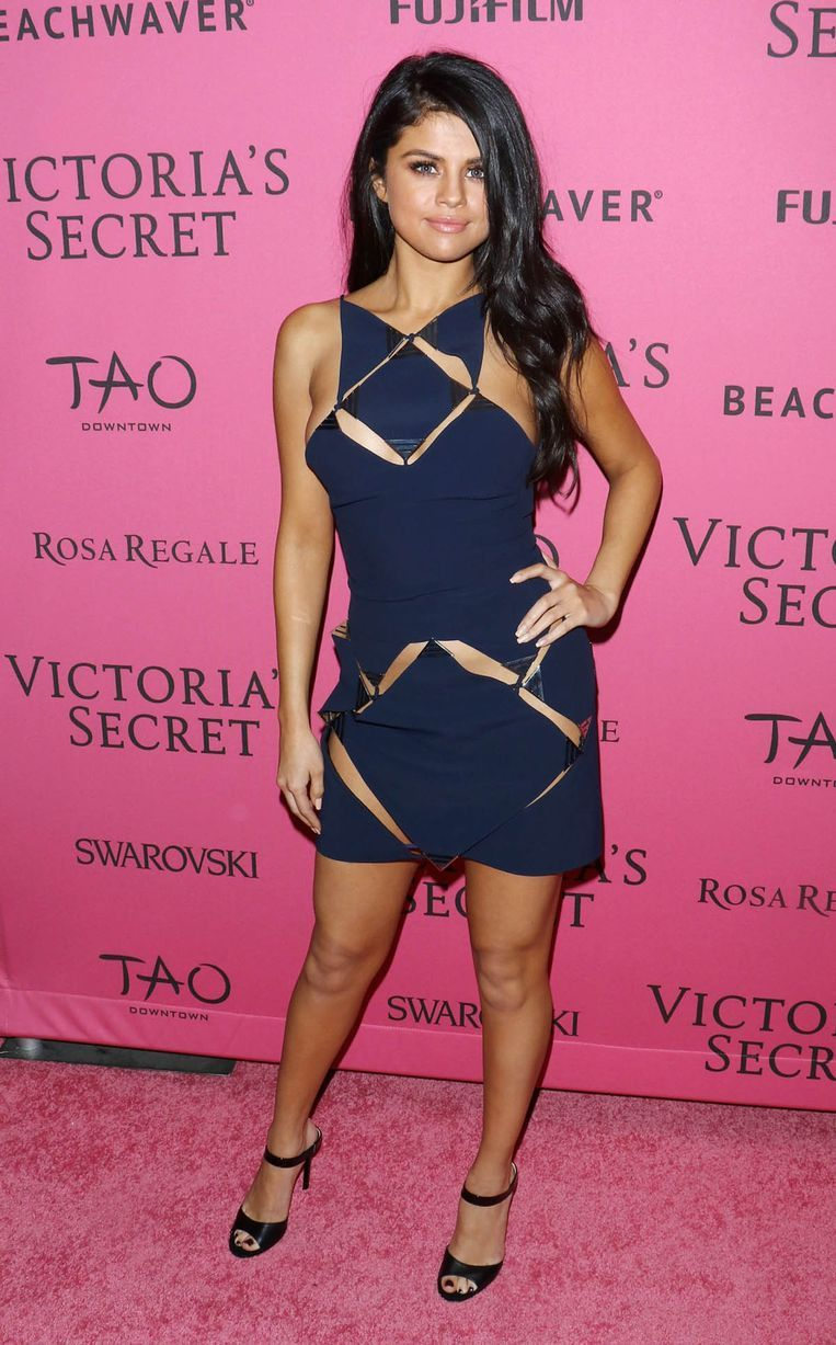 Kendall Jenner leads bevy of beauties at Victoria\'s Secret after party