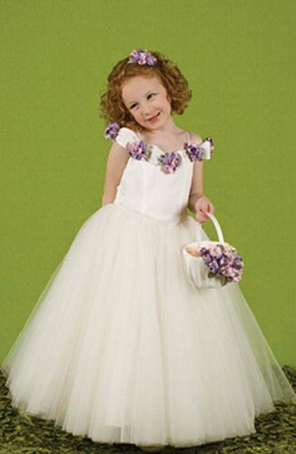 Vestidos para boda nina