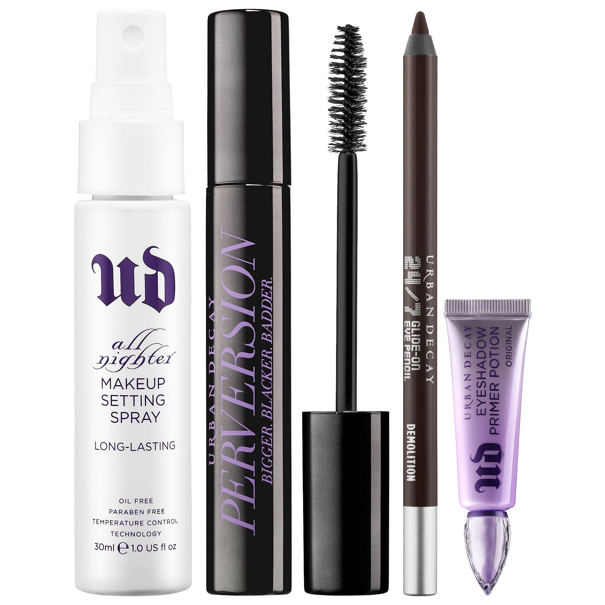 Shop Urban Decay's First Hit Travel Set at Sephora. It