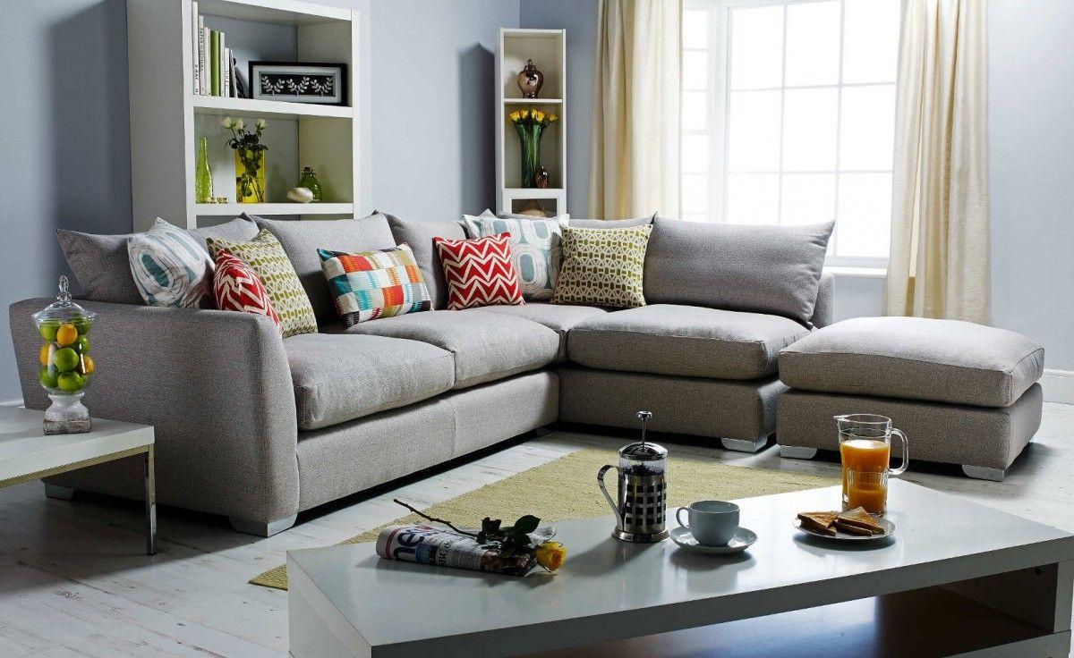 Girona Corner Group | Fabric Sofas | Sofas | Caseys Furniture