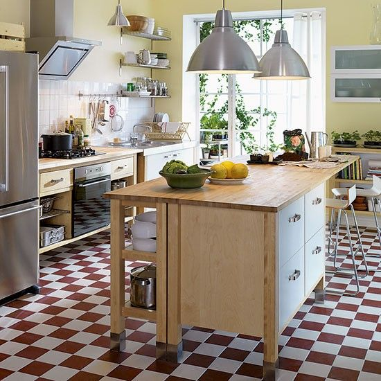 Ikea Free Standing Kitchen Cabinets: Free Standing Kitchen Units And