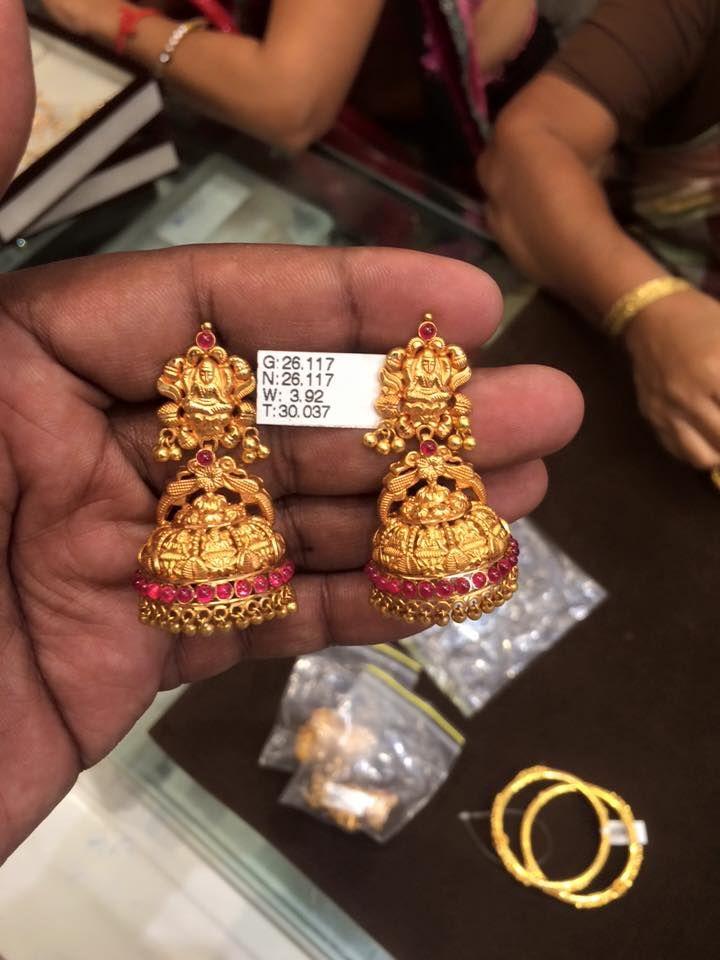 Image result for sankarabharanam old jhumkas | Jhumkas | Pinterest ...