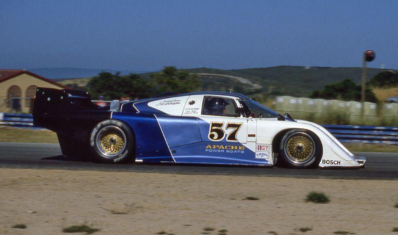 1984 blue thunder racing march 83g imsa gtp imsa classic road 1984 blue thunder racing march 83g imsa gtp malvernweather Image collections