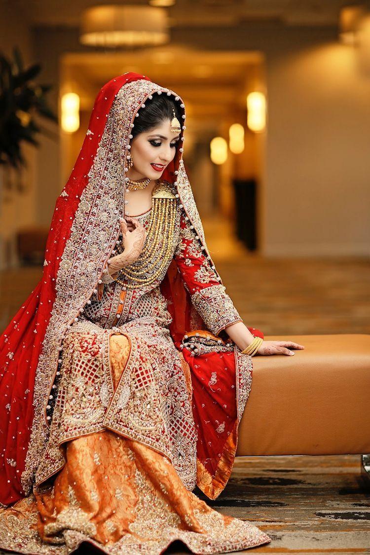 Pin by Shihana on Bridals Pakistani wedding outfits