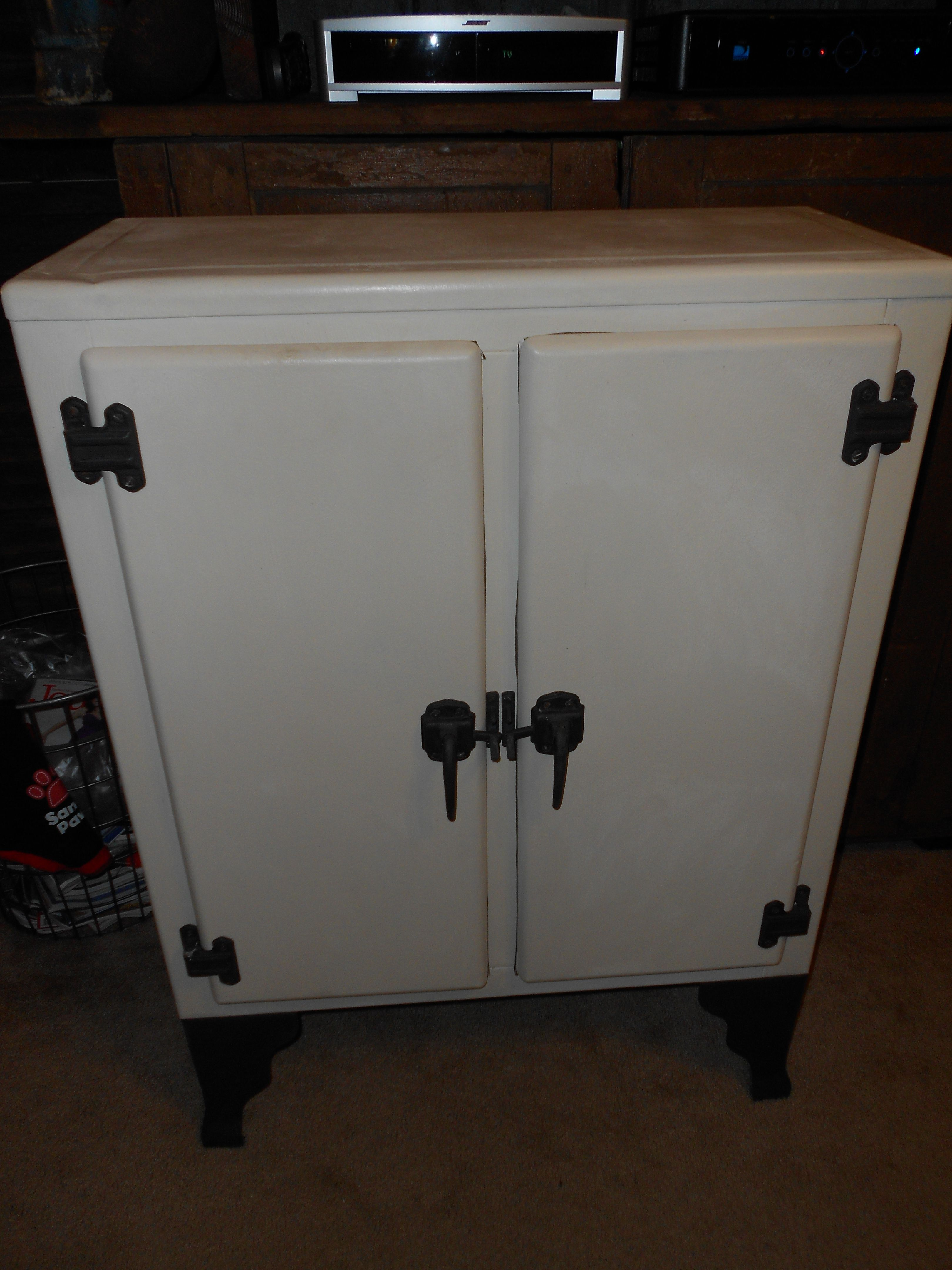 Yes Chalk Paint 174 Is Wonderful On Metal Check This Antique