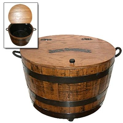 Jack Danielu0027s Online Store  Wooden Ice Chest
