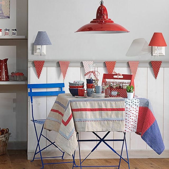Hahka Happy Cottage Kitchen: Little Emma English Home: Cahier De Tendence