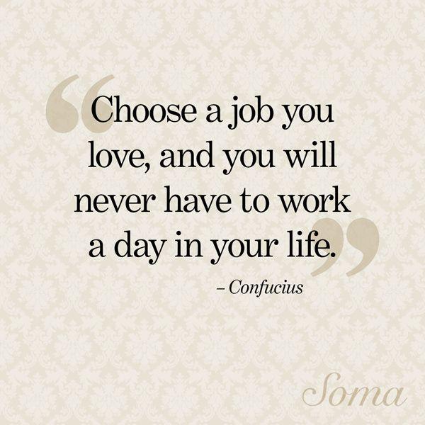 What job should my friend choose?