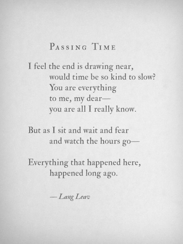 Lang leav poetry | Lang leav poems, Poetry words