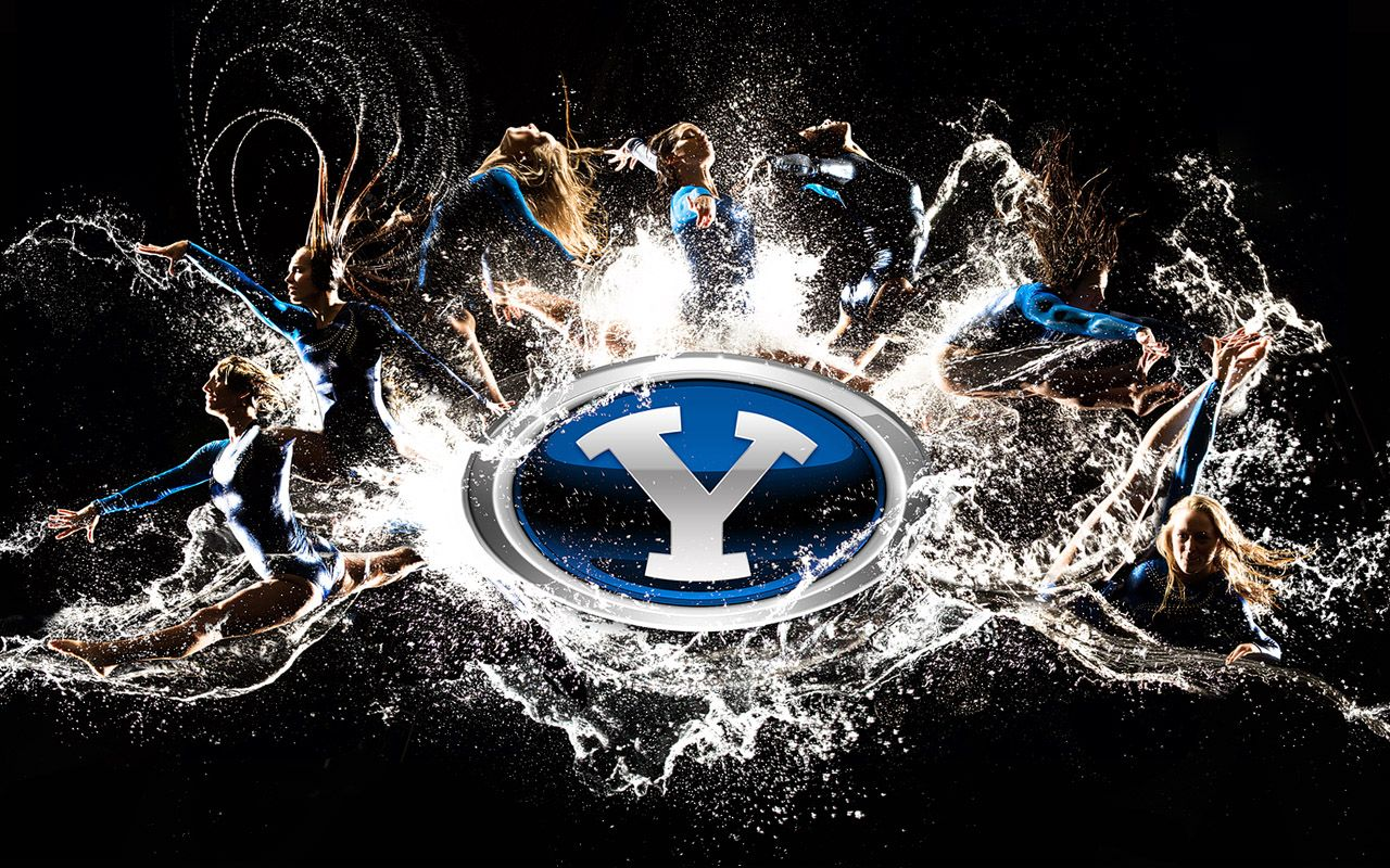 Most Recent Byu Wallpaper Gymnastics Posters Byu Football Byu Sports