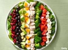 I like the idea of a deconstructed salad for the kids. They always pick out what they want anyway. :)