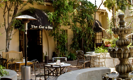 The Cat & Fiddle British restaurants, Restaurant, Parlor