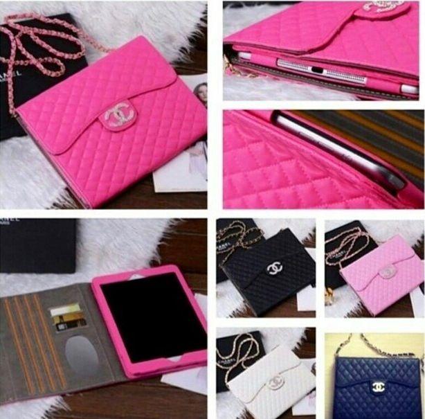 Chanel Inspired iPad Case