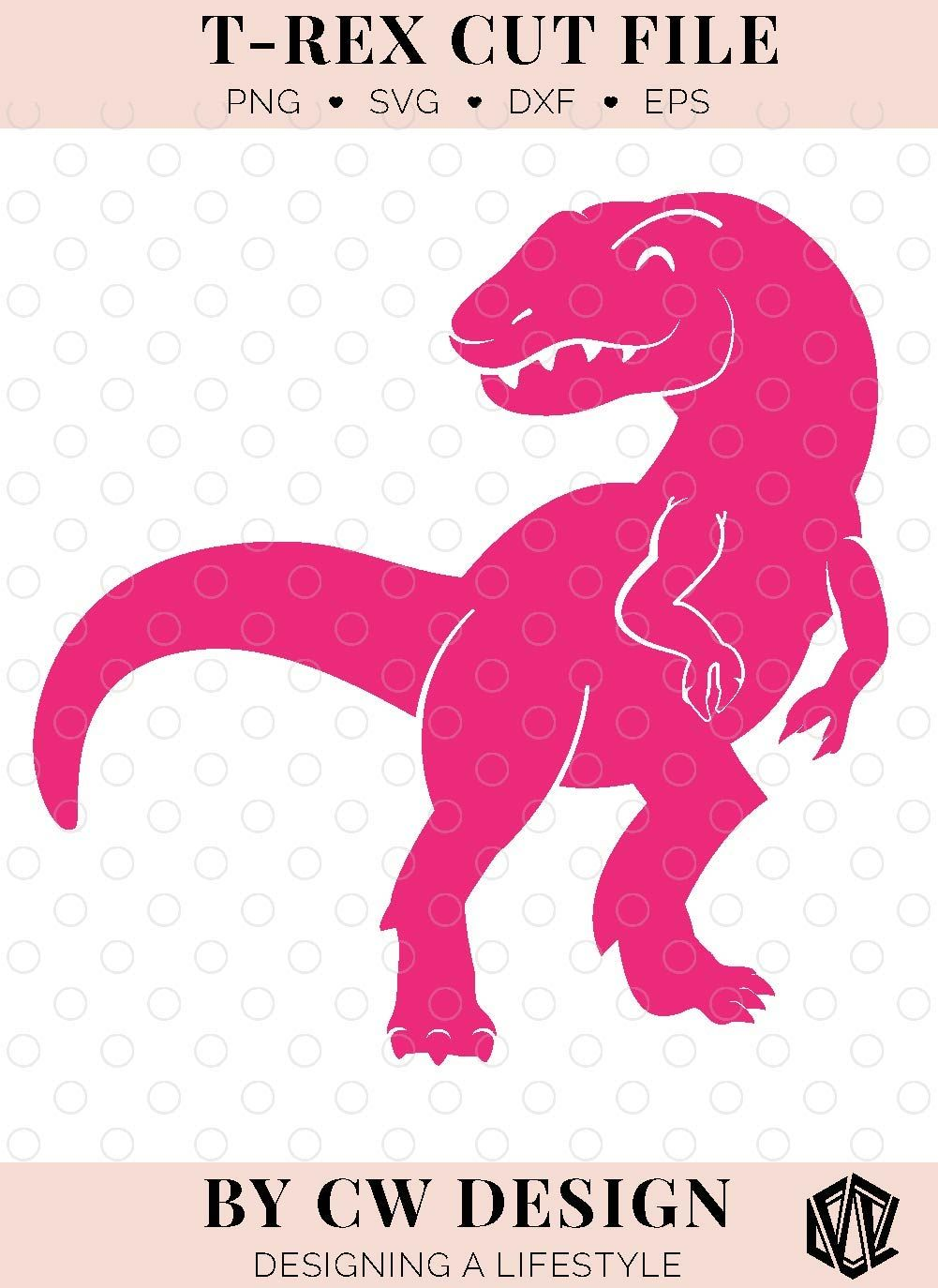 T Rex Svg Free : Digital, Graphics, Projects