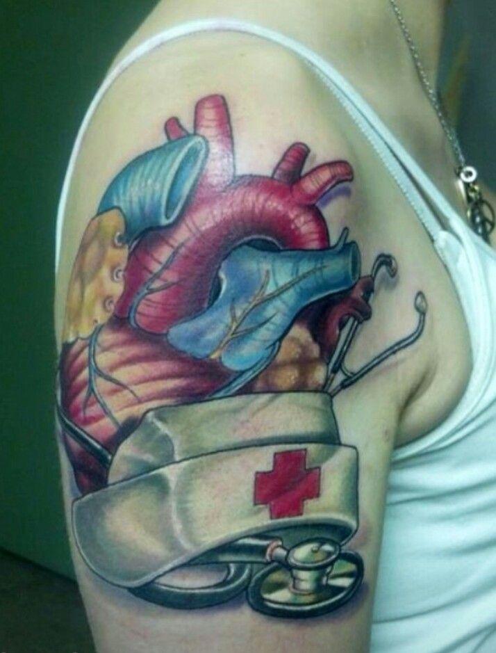 Nurse Tattoos | Tattoofilter