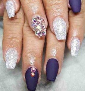 acrylic nails designs 2016