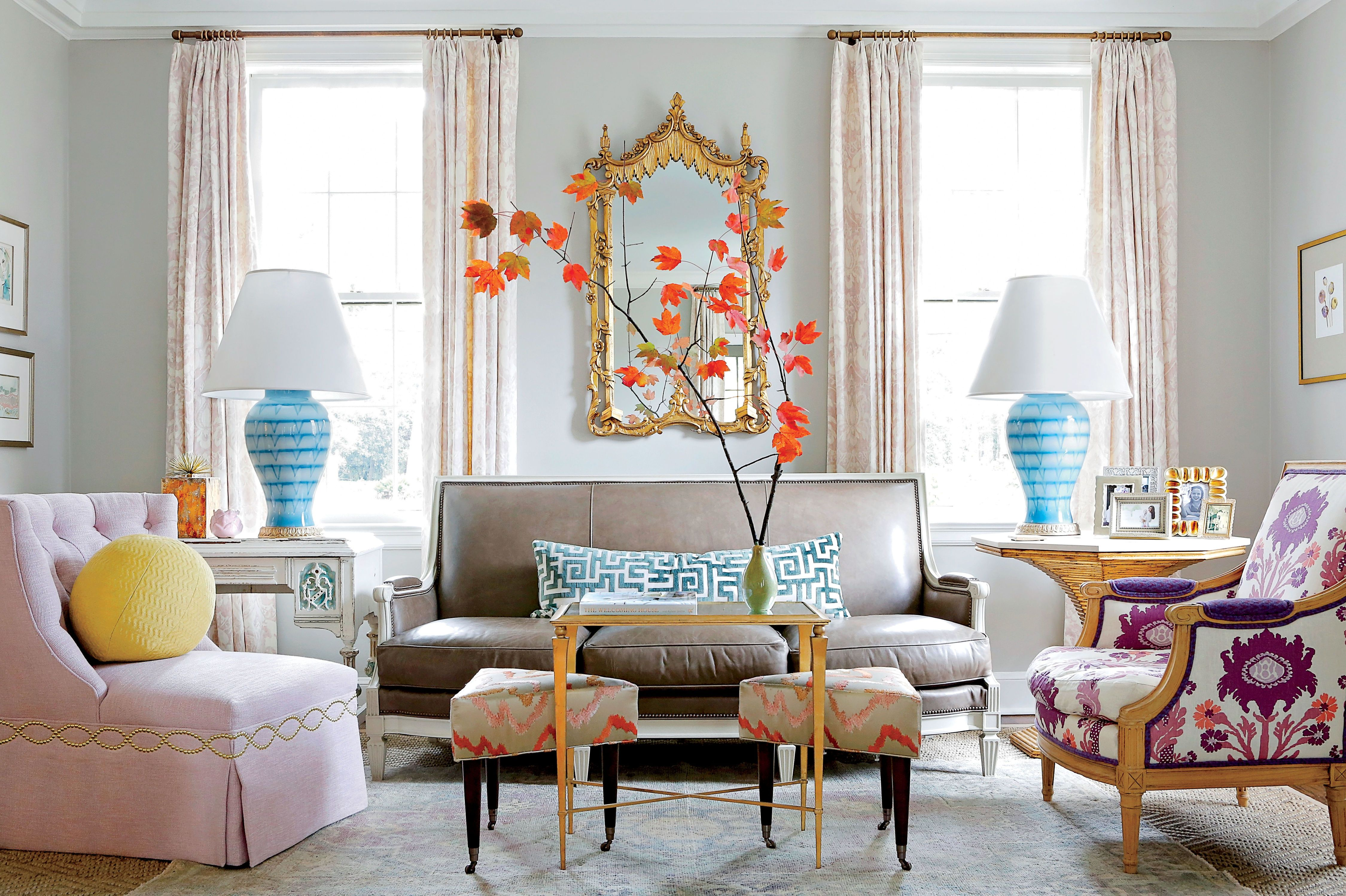 Good News: Soft Colors Are On Trend | Living room colors ...