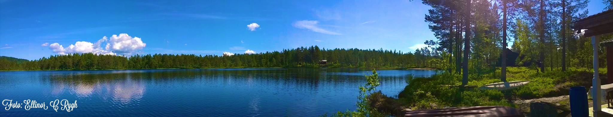 @ the cabin Photo by Ellinor C O Rygh