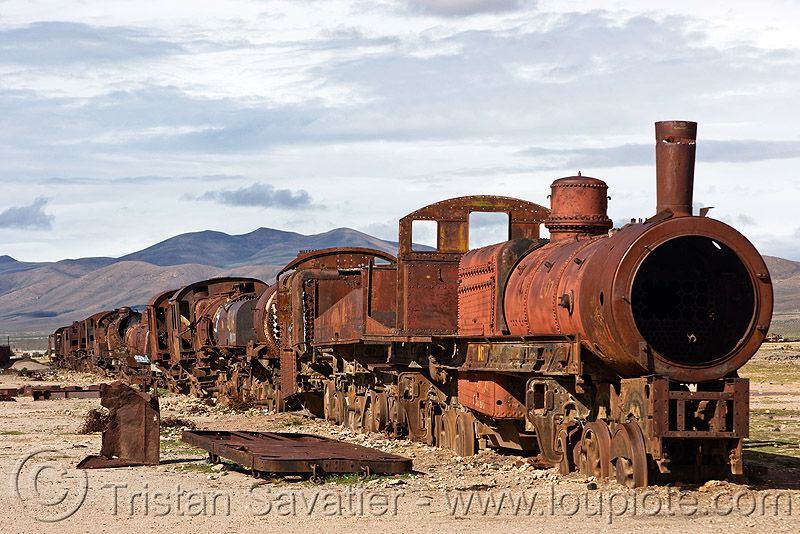 Image Result For Pics Of Abandoned Steam Locomotives