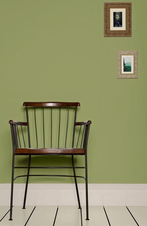 Little Greene Paint Co Olive Green