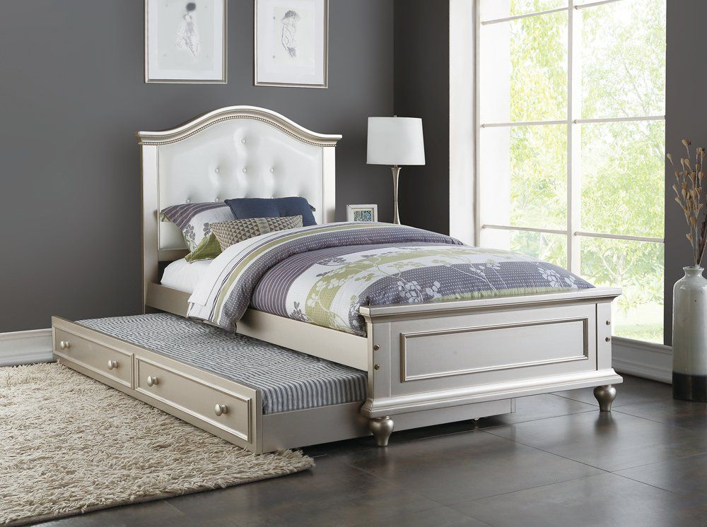 Awesome Donham Twin Platform Bed With Trundle In 2019 Around The Beutiful Home Inspiration Semekurdistantinfo