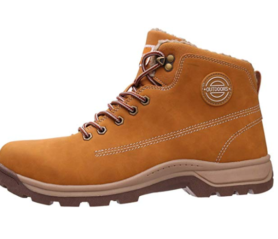 WHITIN Mens Insulated All-Weather Boots
