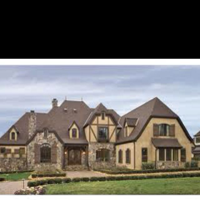 like how it has a cottage look in a manshion size LOL! best of all - best of blueprint construction garner nc