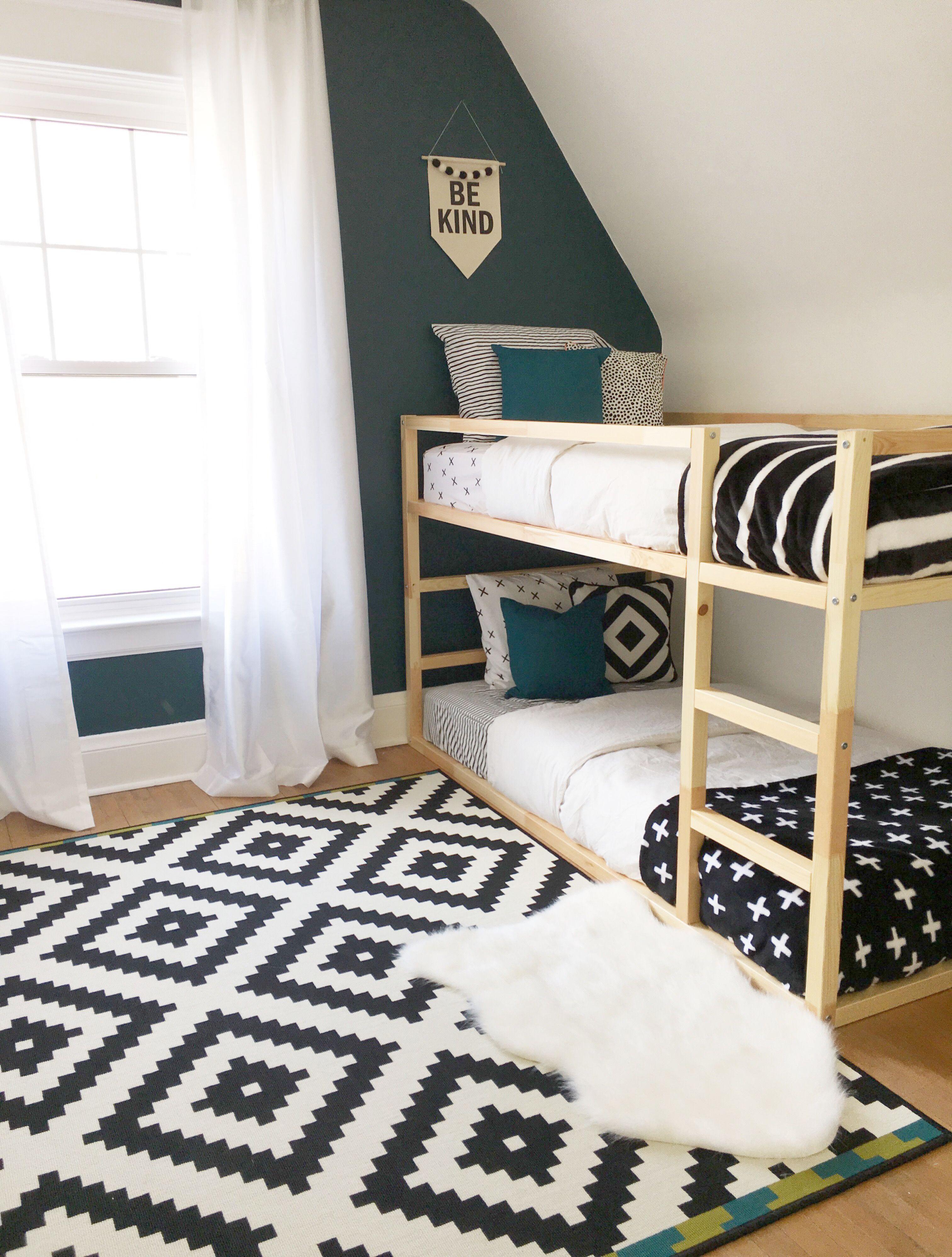 Tuft Needle Mattress Ikea Kids Room Kids Room Design Shared