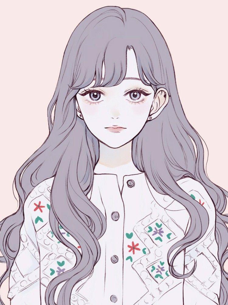 Credits To Yori Yooo Ri On Twitter Art Korean Girl Pretty