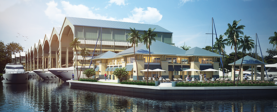Superyacht slips to break ground this summer in Fort Lauderdale