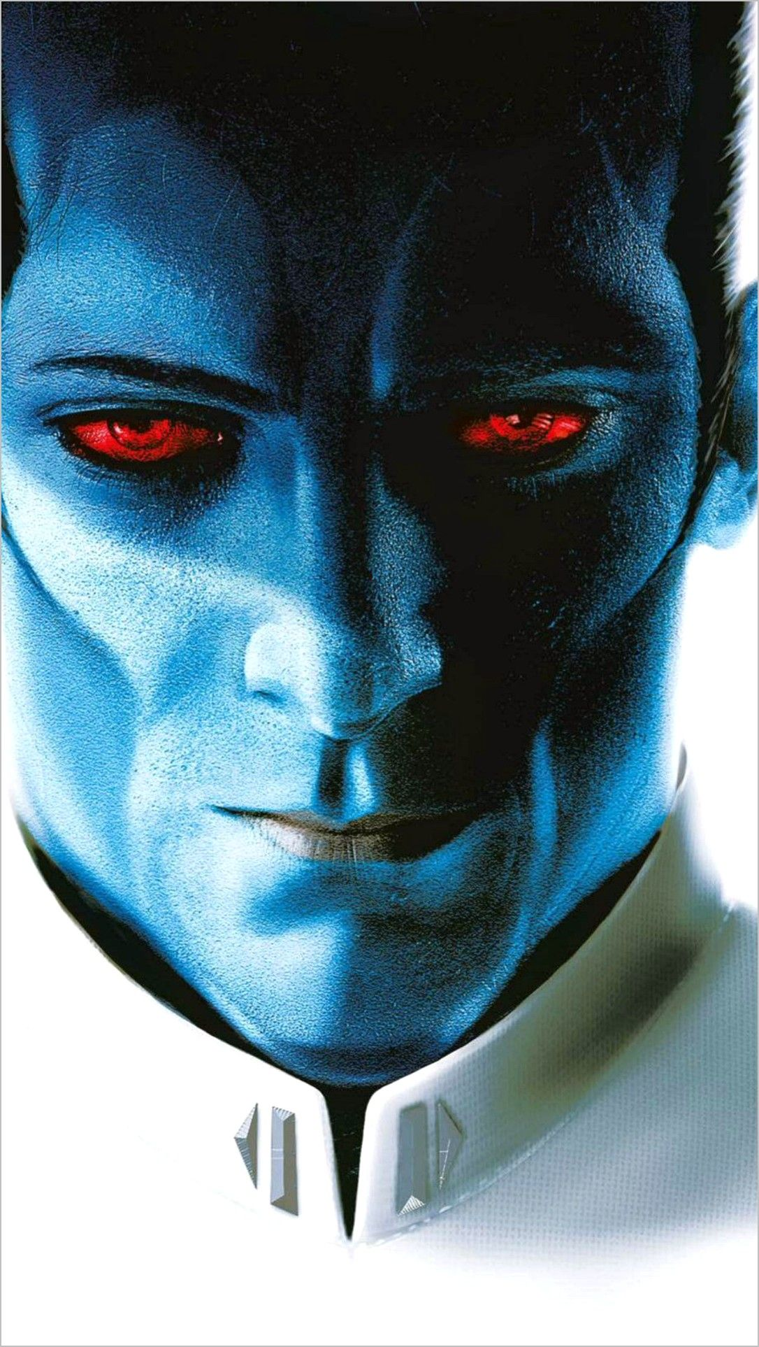 Star Wars Admiral Thrawn 4k Wallpaper In 2020 Star Wars Rebels Star Wars Wallpaper