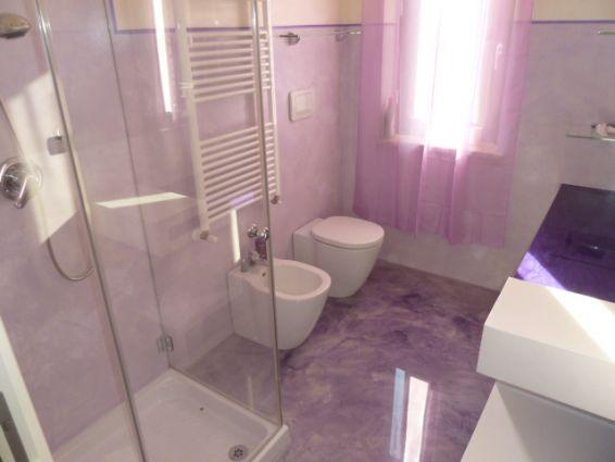 bagno color lavanda - cerca con google | country | pinterest ... - Arredo Bagno Lilla