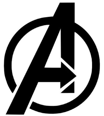 Avengers Symbol Avengers Symbols Printable Pumpkin