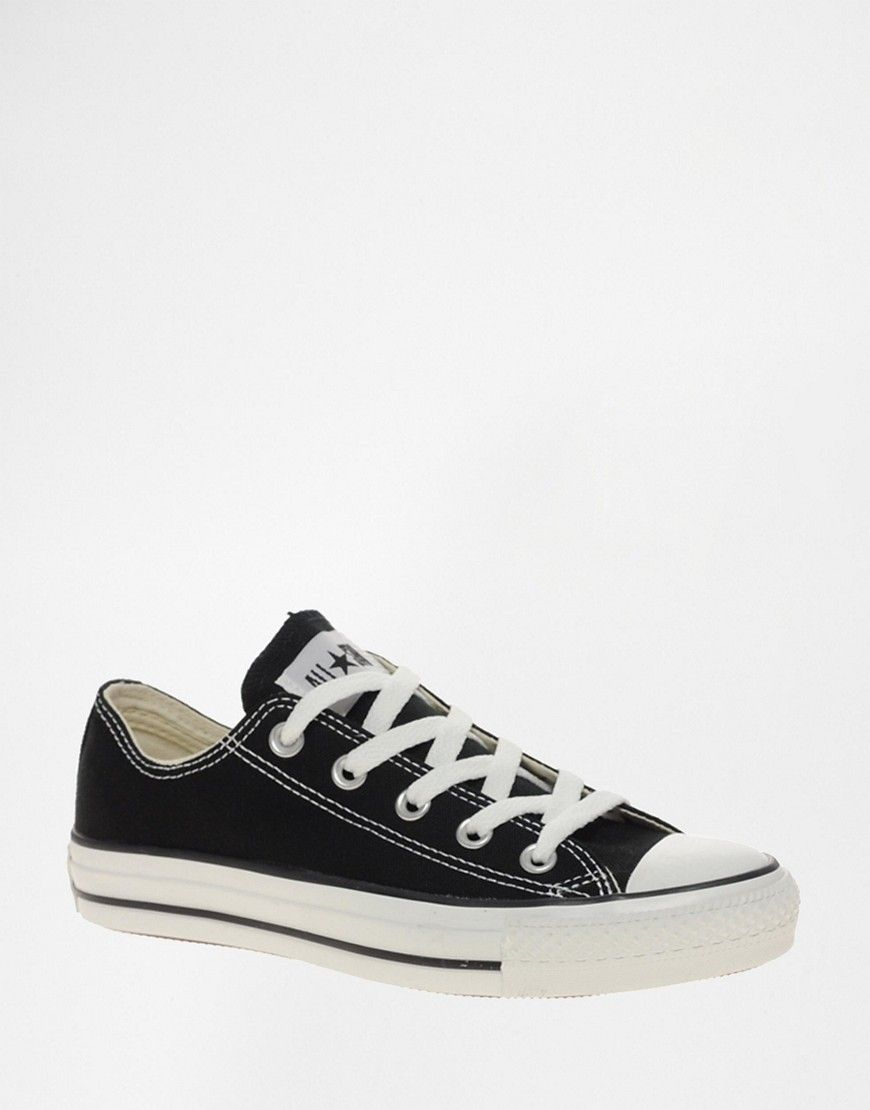 79d8f27de8a1 Image 2 of Converse Chuck Taylor All Star Core Black Ox Trainers ...