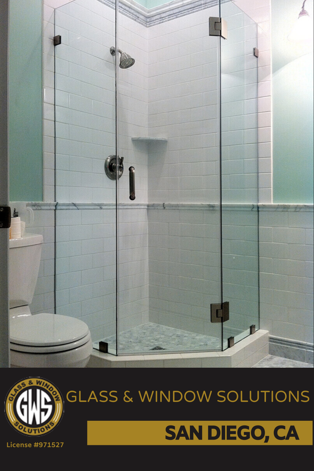 No Modern Bathroom Is Complete Without A Frameless Shower Door