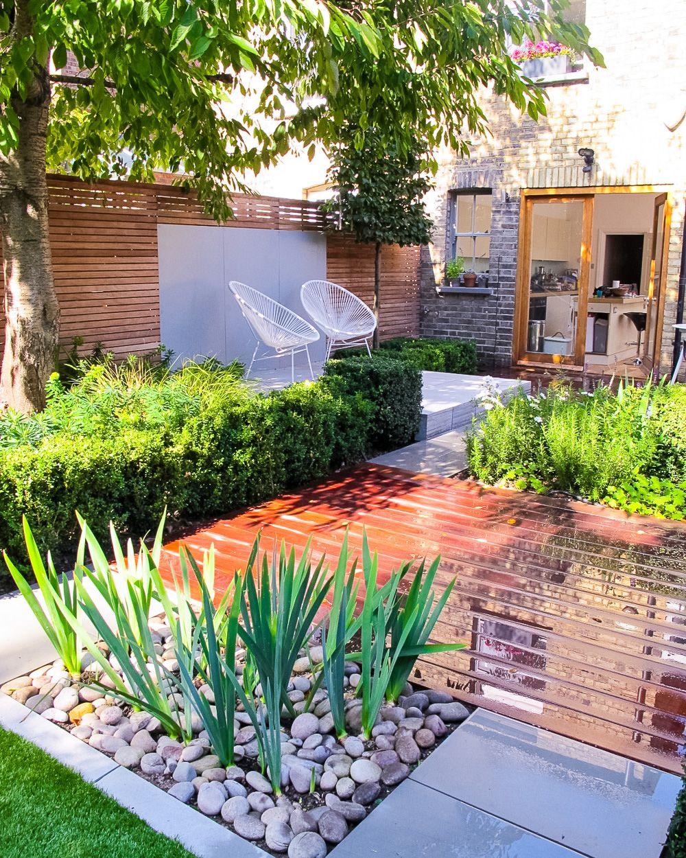 Pretty Cool Gardening Idea For Inspiration Love The Colour Idea Urb Small Backyard Garden Design Small Backyard Gardens Small Backyard Landscaping