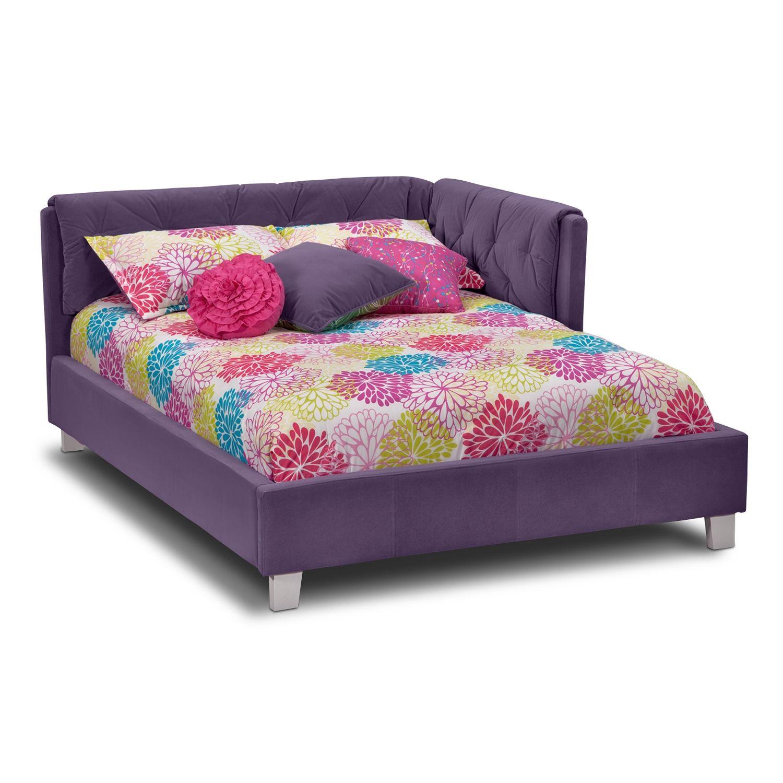 jordan iii full corner bed