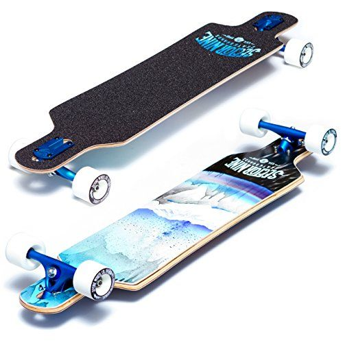 Sector 9 Meridian Blue 2016 Complete Drop Through Longboard Skateboard New