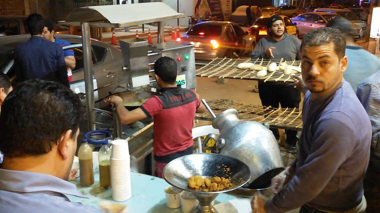 ماكينة فلافل طعميه من أحد مطاعم المحله الكبرى صناعة مصرية 011149